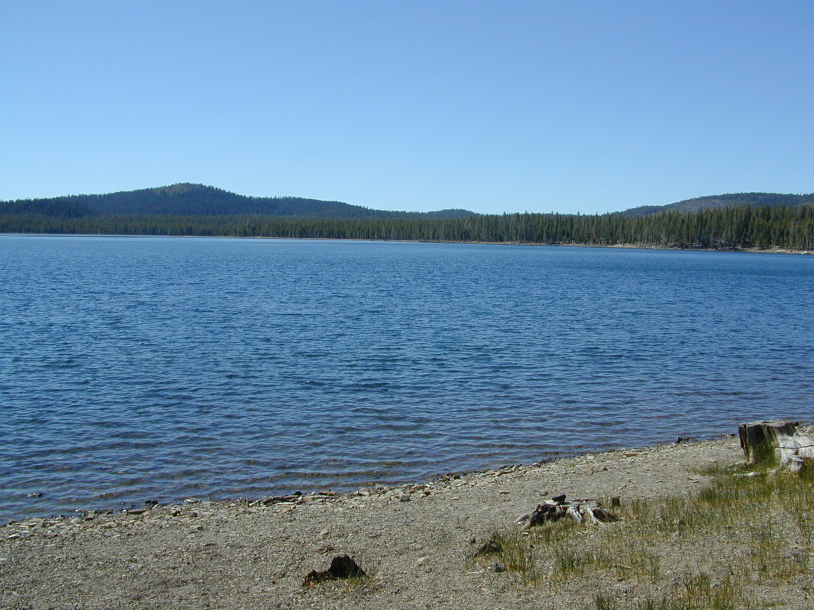 Medicine Lake, California